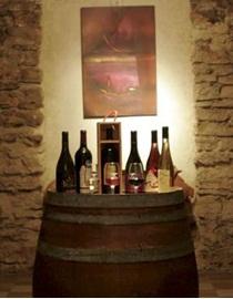 Faucon Dore cellar