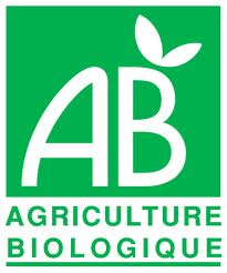 French logo to signify organically grown