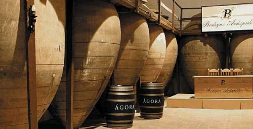 Aruspide organic wines