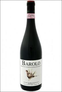 Barolo Erbaluna 2006 Vegan wine