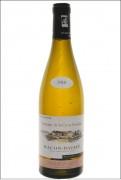 Senaillet Macon-Davaye Vegan Organic white wine