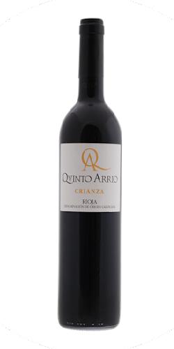 Rioja Crianza Quinto Arrio